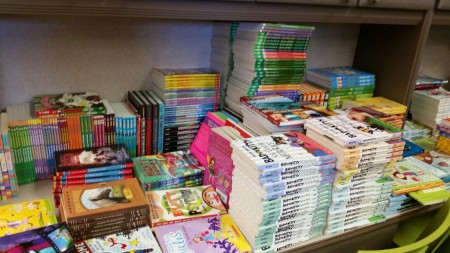 Barnes & Noble/Chase Bank Book Drives Result in Major Support for ...